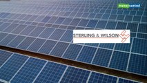Weak Listing: Sterling and Wilson Solar debuts at discount; stock down 9%