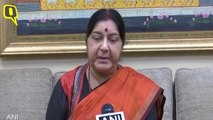 Happy All Political Parties Supported Us: Sushma Swaraj on Surgical Strike 2.0