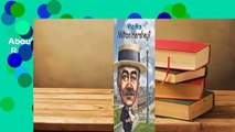 About For Books  Who Was Milton Hershey?  Review