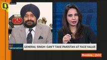 Former Army Chief Bikram Singh Speaks on India-Pak Tensions