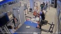 Une employé d'un aéroport renvoyée pour avoir insulté un passager