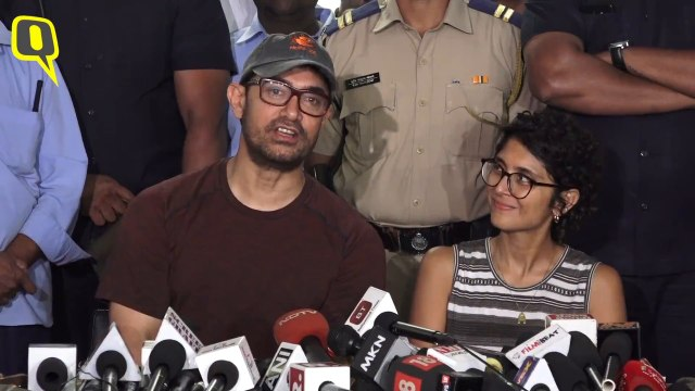 Aamir Khan celebrates his birthday with his fans and media