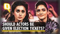 Should actors like Mimi and Nusrat be given election tickets by the Trinamool Congress?