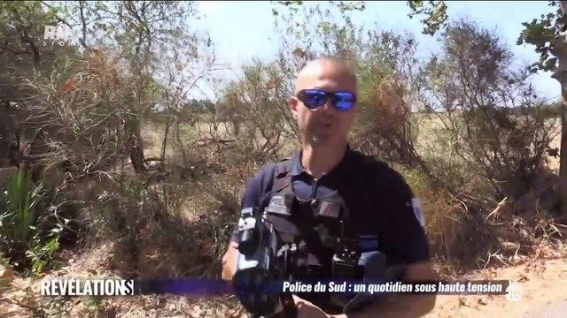Révélations - Police du Sud: un quotidien sous haute tension