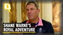 Shane Warne on Rajasthan Royals' IPL Campaign, Sanju Samson & Steve Smith