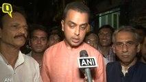 Milind Deora thanks Sonia Gandhi and Rahul Gandhi after being Mumbai Regional Congress Committee President