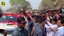 Priyanka Gandhi Visits Ayodhya, Slams BJP for Being 'Anti-farmer, Pro-rich'