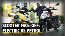 Electric Scooter Vs Petrol Scooter Drag Race: Who Wins? | The Quint