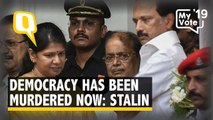 Call for Reforms in Election Commission : Stalin