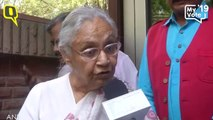 Our Reputation Is of Working for People: Sheila Dikshit
