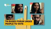 #MyReport | This Election, We Appeal to You to Exercise Your Right and Go Vote!