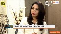 Why Did Urmila Matondkar Choose Politics?