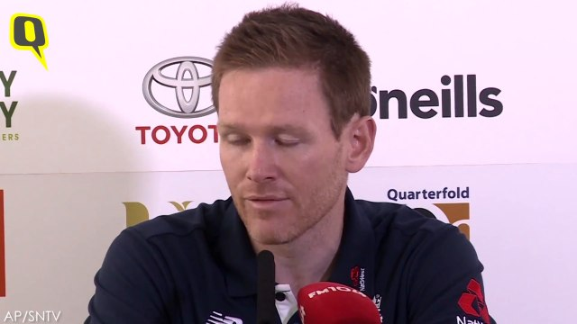 Eoin Morgan on Why Alex Hales Was Dropped from WC Squad