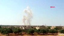 İdlib Rejim güçlerinin İdlib kırsalındaki operasyonları devam ediyor