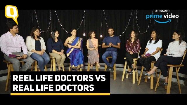 Partner | Reel Life Doctors Vs Real Life Doctors