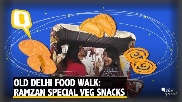 This Ramzan, Try These Vegetarian Snacks In Purani Dilli