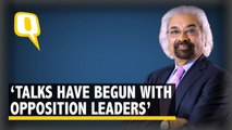 Congress Is In Talks With Others About An Alliance: Sam Pitroda