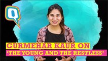 'The Young and The Restless' Is about India's Young Politicians: Gurmehar Kaur