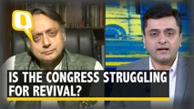 Is the Congress Struggling for Revival?