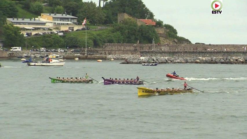 HONDARRIBIA  |  Les Rois de l'Aviron - Euskadi Surf TV