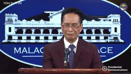 'Honest, incorruptible;' Palace gives own defenition to 'duterte'
