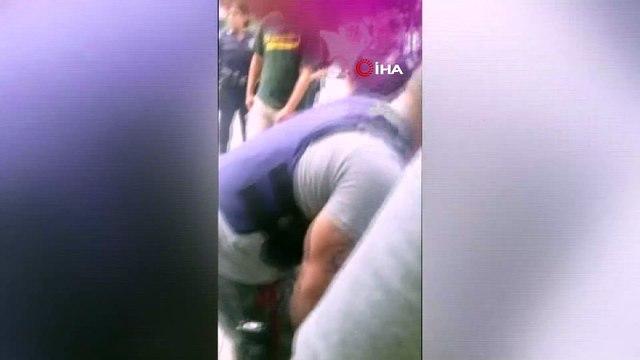 - Siyahi Amerikalının boğazını sıkarak öldüren polis, meslekten ihraç edildi