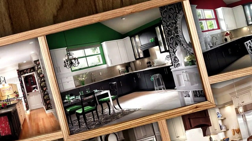 Get Kitchen cabinets for your dream kitchen