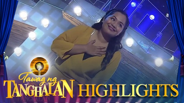 Rica Mae Maer is the new defending champion | Tawag ng Tanghalan