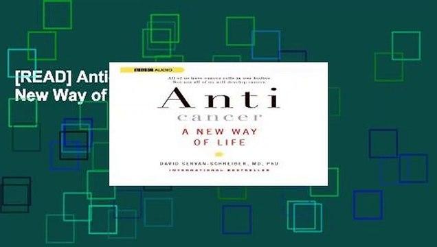 [READ] Anticancer: A New Way of Life