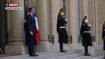 Le programme de la semaine politique d'Emmanuel Macron