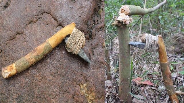 Primitive Technology: Make a Stone Adze