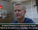 """États-Unis - Kerr : """"Popovich est un vrai magicien dans la communication"""""""