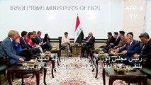 وزيرة الدفاع الألمانية كارنباور تلتقي رئيس مجلس الوزراء العراقي عادل عبد المهدي في بغداد