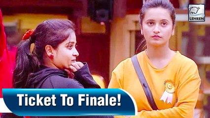 Bigg Boss Marathi 2 Shivani Surve And Neha Shitole Win The Ticket To Finale