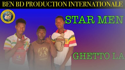 Star-Men - Ghetto La - Star-Men