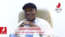 """Joseph Antoine BELL : """"Notre football est sous assistance respiratoire"""""""