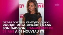 Karine Le Marchand critiquée pour ses blagues, elle répond aux détracteurs