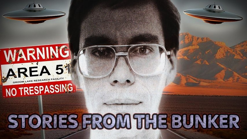Bob Lazar: UFOs, Aliens and Area 51 | Stories From The Bunker #40