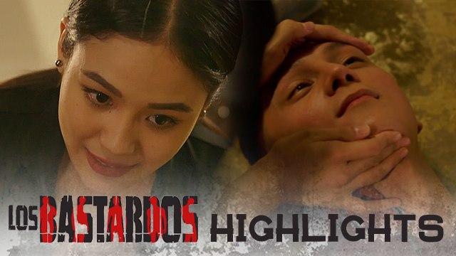 Diane, ipinakita kay Lorenzo ang kaalaman niya sa first aid | PHR Presents Los Bastardos