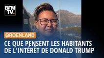 Donald Trump aimerait acheter le Groenland, ses habitants lui répondent