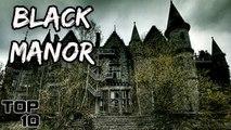Top 10 Scariest Haunted Castles