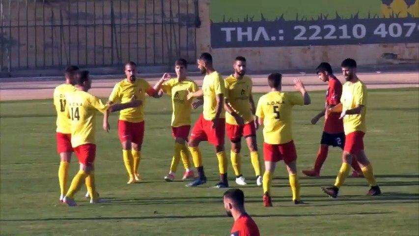Νέα Αρτάκη-Διάνα Ηλιούπολης 2-0 (φιλικό ματς)