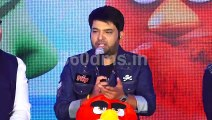 Kapil Sharma Disclose his Preparation to dub Movie The Angry Birds 2