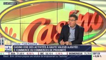 Casino vise deux milliards d'euros de cessions d'actifs supplémentaires en France d'ici mars 2021 - 20/08