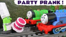 Thomas and Friends Birthday Party Pranks Toy Story Rescue with Tom Moss and the Funny Funlings in this Family Friendly Full Episode