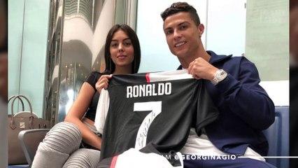 Las imágenes de Georgina Rodríguez en ropa interior enloquecen a sus fans
