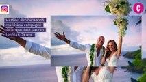 Dwayne Johnson s'est marié !