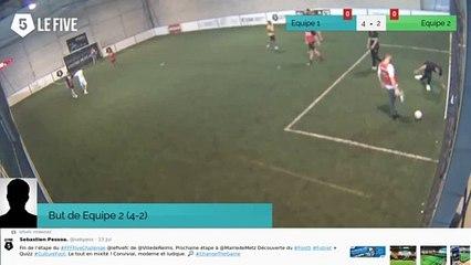 But de Equipe 2 (4-2)