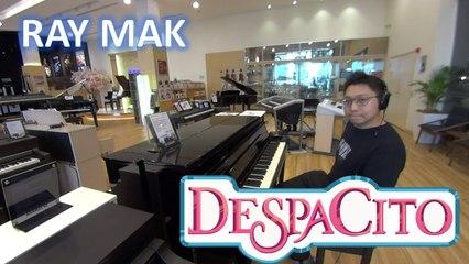 Luis Fonsi ft. Daddy Yankee - Despacito Piano by Ray Mak - Yamaha Clavinova CLP-685
