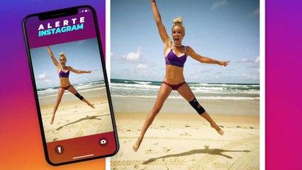 Élodie Gossuin dévoile une photo d'elle en bikini et les fans sont choqués !